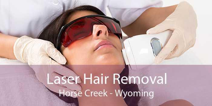 Laser Hair Removal Horse Creek - Wyoming