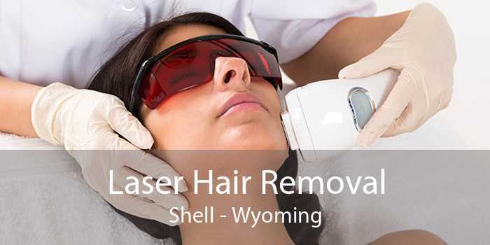 Laser Hair Removal Shell - Wyoming