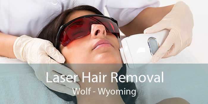 Laser Hair Removal Wolf - Wyoming