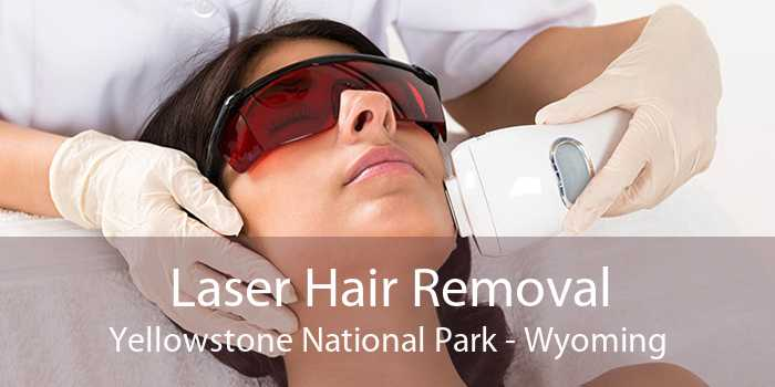 Laser Hair Removal Yellowstone National Park - Wyoming