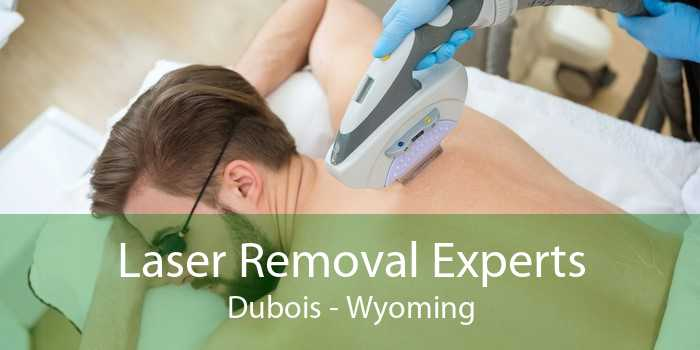 Laser Removal Experts Dubois - Wyoming