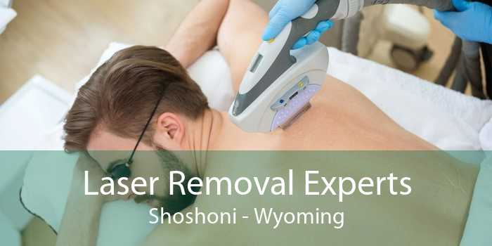 Laser Removal Experts Shoshoni - Wyoming