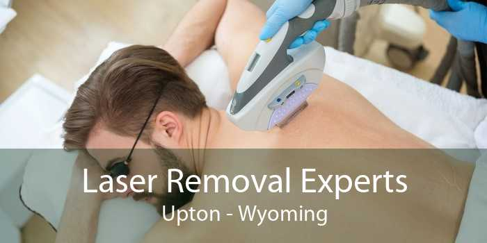 Laser Removal Experts Upton - Wyoming